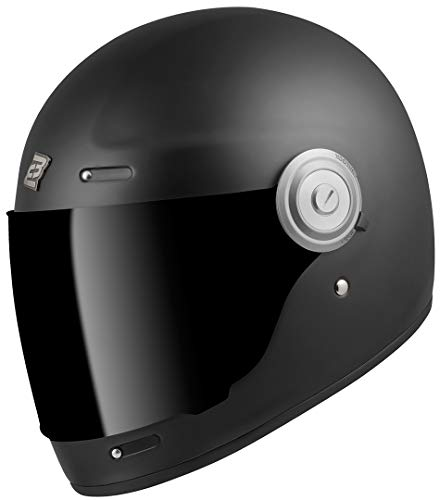 Bogotto V135 Helm Schwarz Matt XL