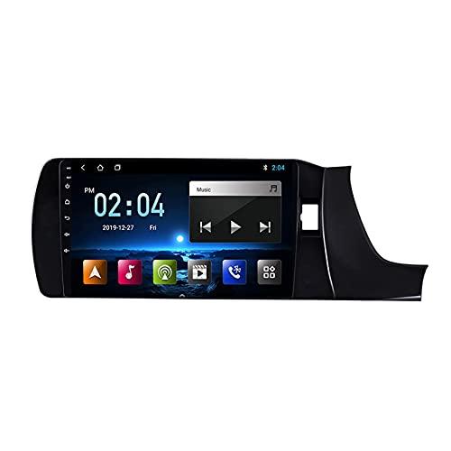 Radio De Coche Bluetooth Con Pantalla Táctil 1080P De 9 Pulgadas, Para Honda Amaze RHD 2018-2019 Autoradio Soporte Sistema Android/Control Del Volante FM/Video Reproducción,Octa core,4G WiFi 4+64