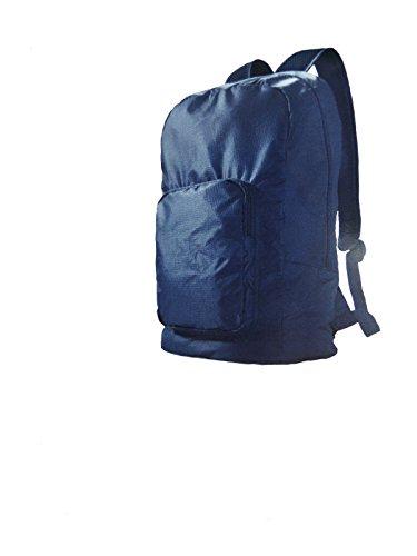 TCM Tchibo Faltbarer Rucksack für unterwegs Reise Ausflug Urlaub Ultraleicht