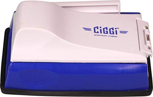 Ciggi Trio Stopfmaschine für 3 Hülsen gleichzeitig