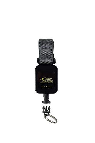 GEARKEEPER RT4-0030 mit Velcro Halterung (Zugkraft 85 g/Auszugslänge 91 cm)