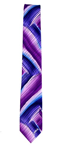 JG-8185 - Jerry Garcia Mens Fashion Designer Brand Necktie Ties
