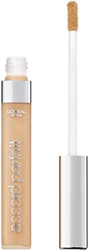 L'Oréal Paris MakeUp Correttore Liquido Accord Parfait, Correttore Viso, Occhi e Imperfezioni Liquido, 2R/C Vanille, Confezione da 1
