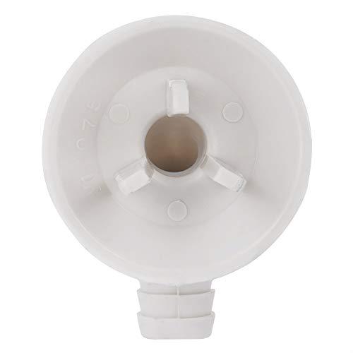 Telituny Desagüe de Aire Acondicionado-Codo de desagüe de Aire Acondicionado Boquilla de desagüe Dispositivo Exterior Conector de tubería de Agua de Drenaje