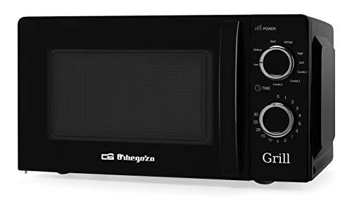 Orbegozo MIG 2131 - Microondas con grill con 20...