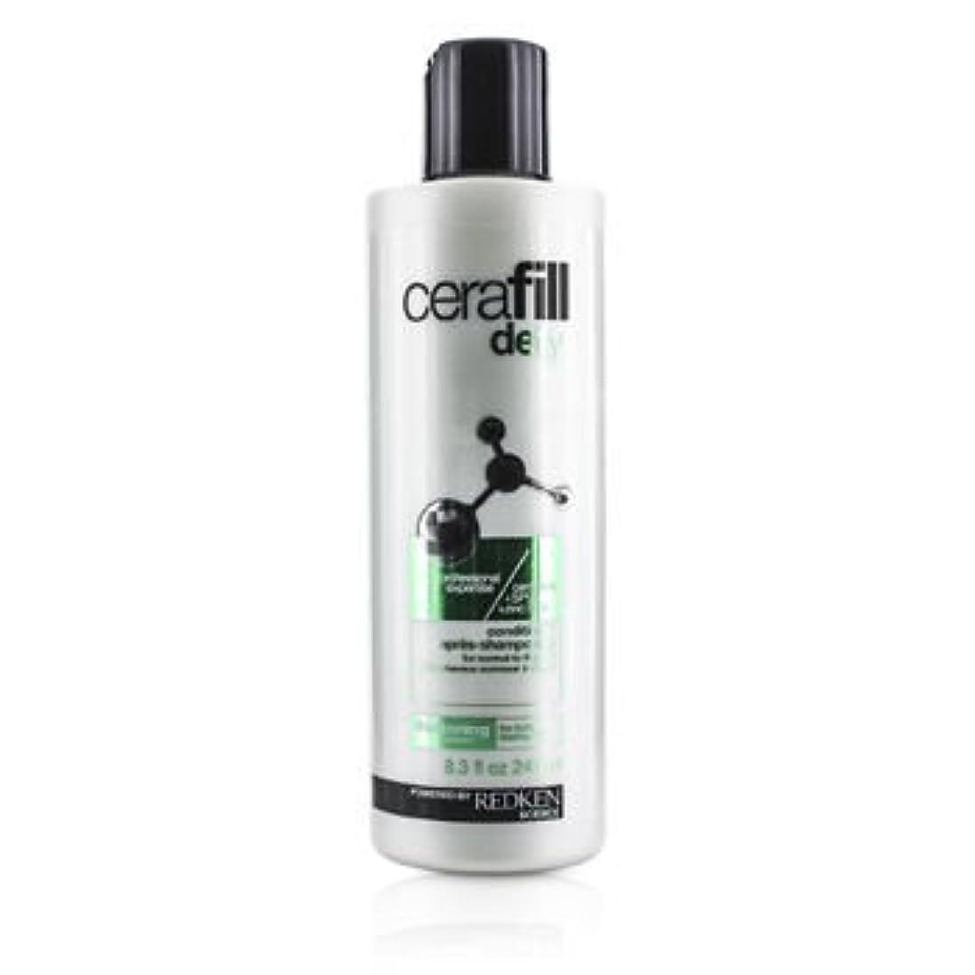 大邸宅吸収紛争[Redken] Cerafill Defy Thickening Conditioner (For Normal to Thin Hair) 245ml/8.3oz