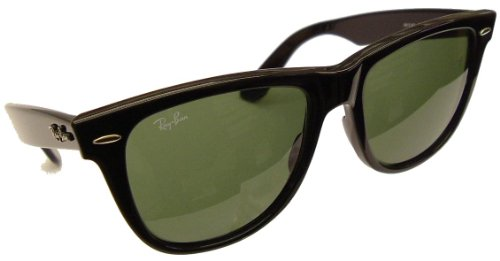 Ray-Ban Original Wayfarer - Gafas de sol 2140/901 Negro Brillenfassungen mit.