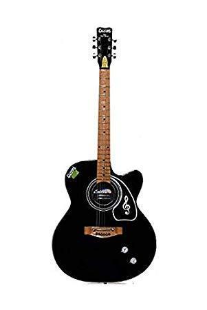 Ketostics Givson Venus Super Special Semi-electric Guitar Combo with Bag, Rhythm...