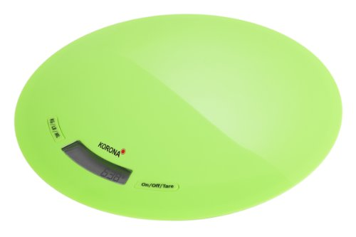 Korona 70222 Ronda grün Elektronische Küchenwaage