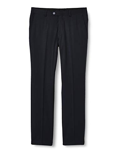 Daniel Hechter Trousers Nosreg DH-x Pantaloni, Blu (Midnight Blue 690), 102 Uomo