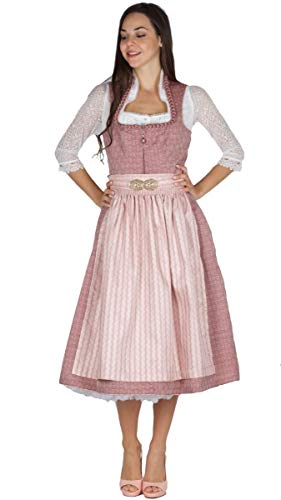 Tramontana Dirndl 16632 70 oudroze roze