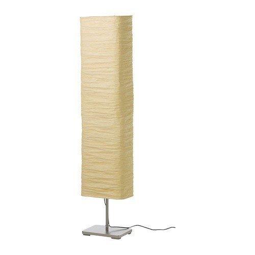 IKEA MAGNARP Standleuchten in naturfarben; (144cm); A++; 2 Stück