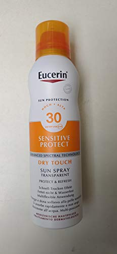 Eucerin Sun Spray Dry Touch LSF 30, 200 ml