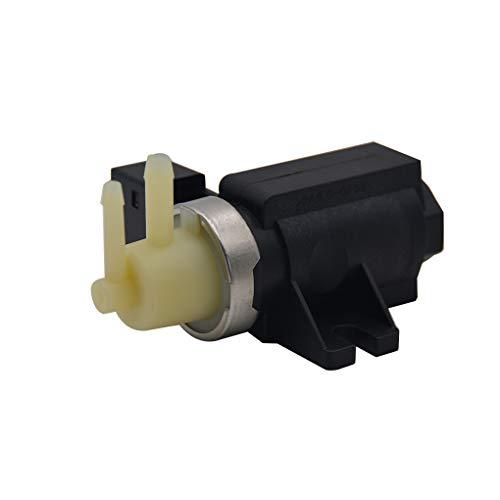 Floridivy Compatible de Opel/Astra de compuerta Descarga J Transductor de presión Turbo Wastegate Válvula solenoide 55573362 55558101