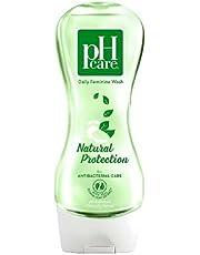 PHケア デイリーフェミニンウォッシュ ナチュラルプロテクション 50ml (pHcare Daily Feminine Natural Protection)