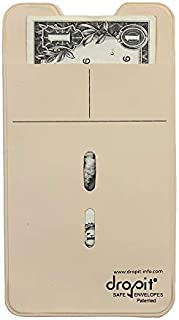 Reuseable Dropit Safe Re-usable Envelope for Safe Depositing of Currency and Money | Organize Coupon, Currency and Other D...