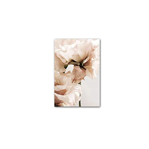 Nordic Flower Quote Modern Print Picture Wall Art Posters and Prints Canvas Poster Home Decoration Living Room Painting-E-30X42cm no Frame