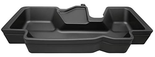 Husky Liners - 9421 Fits 2019-20 Dodge Ram 1500 Crew Cab Without Factory Storage Box Gearbox Under Seat Storage Box Black