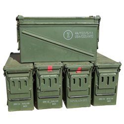 Rothco 40MM Ammo Can Grade 1 (5 Pack)