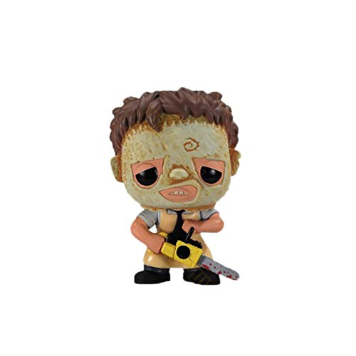 KYYT Pop! Movies: Texas Chainsaw Massacre-Leatherface Vinyl Bobblehead 3.9