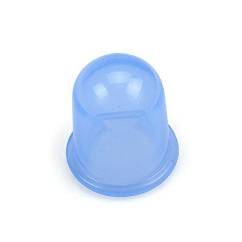 edealing 1PCS Body Cups Anti Cellulite Vacuum Silicone Massage Cupping Cups Soins de santé (5.4 * 6cm) (Divers)