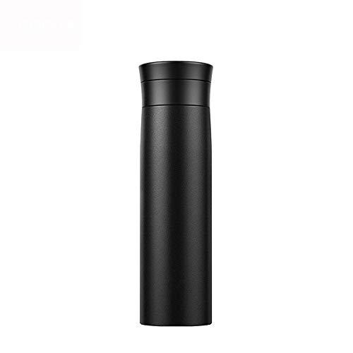 Koffie Thermoskan Thermosbeker Roestvrijstalen auto Sport Geïsoleerde warmte Thermische metalen fles Thee Thermos