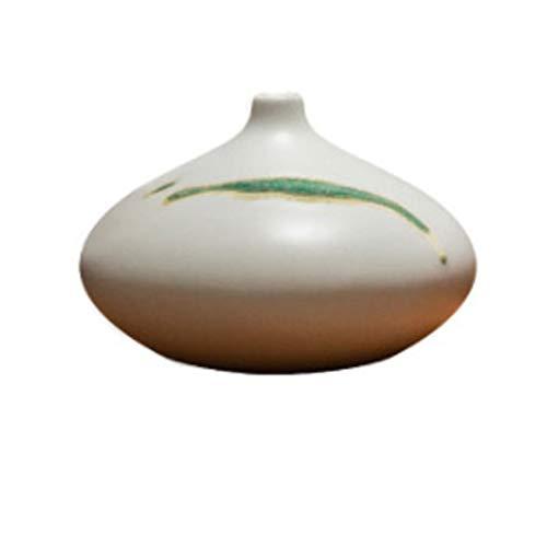 Keramikvase Im Chinesischen Stil, Handgemacht Vase Für Hauptdekor-Wohnzimmer-Mittelstücke Und Ereignisse 20cm*20cm