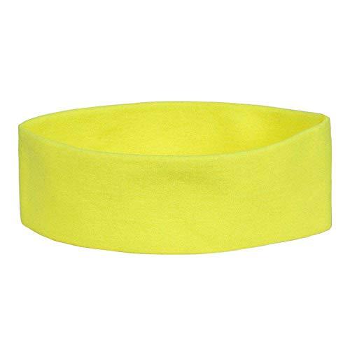 Boland 88547 - Retro Stirnband, dehnbares Haarband, Kostüm, 80er Jahre, Verkleidung, Mottoparty, Fasching
