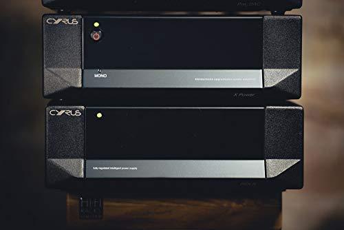 Cyrus Audio X Power Stereo 2 x 100W or Mono 1 x 181W Power Amplifier