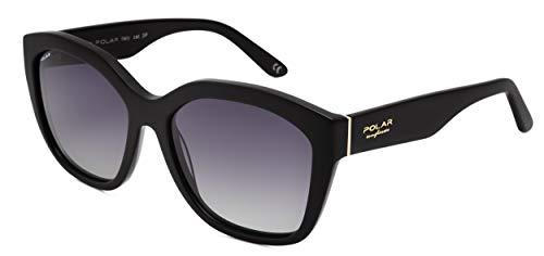 Polar sonnenbrille Kim Damen polarisiert schwarz (pkim77)