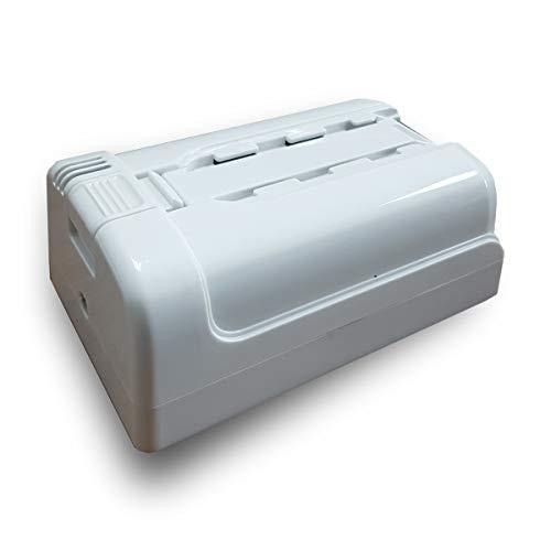Lineatielle - Batteria al litio con led - Speedy Cleaner - Ricambio per aspirapolvere con sistema di lavaggio