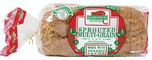 無添加 マルチグレイン雑穀ブレッド(約680g:約20切り入り)<冷凍品>★クール冷蔵★681g: (縦)220mm x (横)95 mmx (高)90mm★原材料:発芽小麦、小麦グルテン、はちみつ、糖蜜、きび、挽き割り小麦、とうもろこし粉、イースト, オ