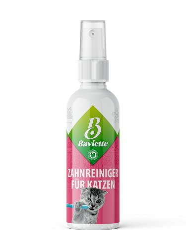 Baviette Pulitore dentale per gatti, biologico, ecologico e probiotico