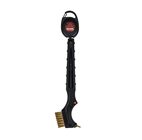 ProActive Sports Groove Doctor - Retractable Brush and...