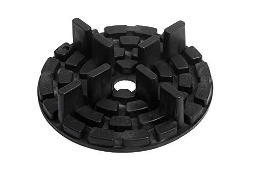 Plattenlager Standard teilbar 60 Stück 4 versch. Maße (6 x 20 mm)