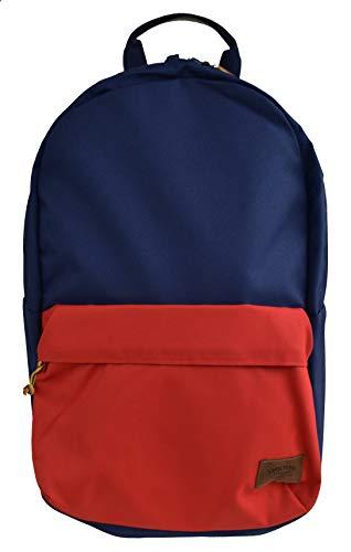 Timberland rugzak Classic Backpack Blauw Rood