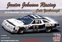 ジュニア ジョンソン レーシング 1979 オールズモビル 442