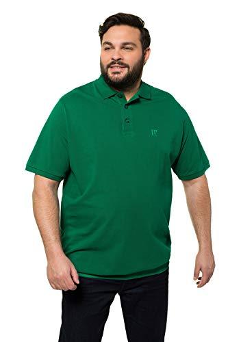 bis 8XL, T-Shirt, Poloshir, JP1880-Brustdruck, Bauchshirt, Piqué, grasgrün XXL 712617 41-XXL