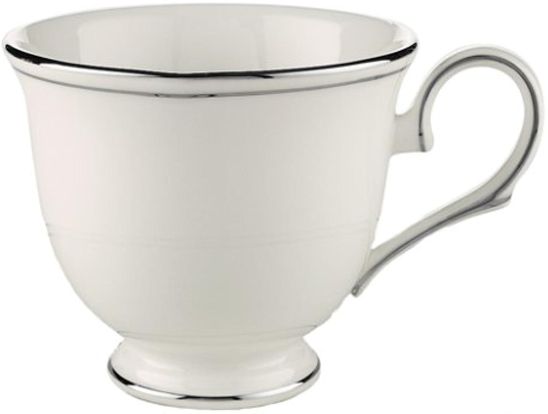 ganancia cero Lenox 100210032 FEDERAL PLAT DW TEA TEA TEA CUP - Paquete de 12  selección larga