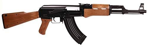 SAIGO Fucile Softair AK47 AEG Modello Electrico - spara Colpo a Colpo o raffiche-Cal 6mm-Potenza:0,5 Joule …