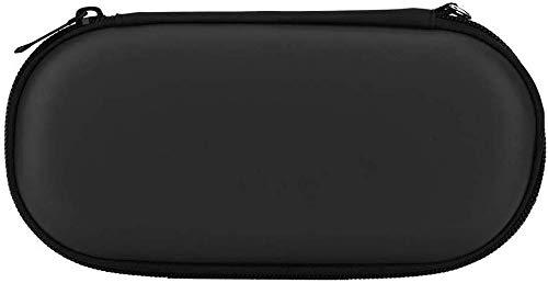Tonysa Hartschalenkoffer-Schutzhülle Tragbare Reisetasche für PS Vita, stoßfeste Playstation Vita-Reisetasche(Schwarz)