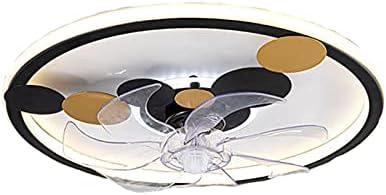 Ventilador De Techo Con Control Remoto De Luz 20