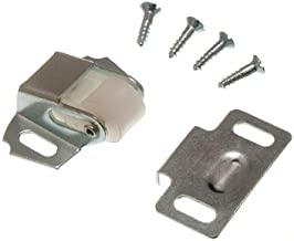 SINGLE ROLLER CATCH CUPBOARD LATCH BZP MET SCREWS (pak van 1000)