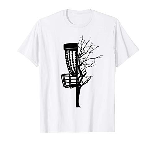 Cesta de golf de disco Par Regalo Frisbee de gama media Hole Camiseta