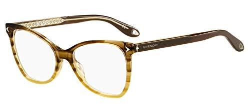 Eyeglasses Givenchy Gv 65 0KVI Striped Brown