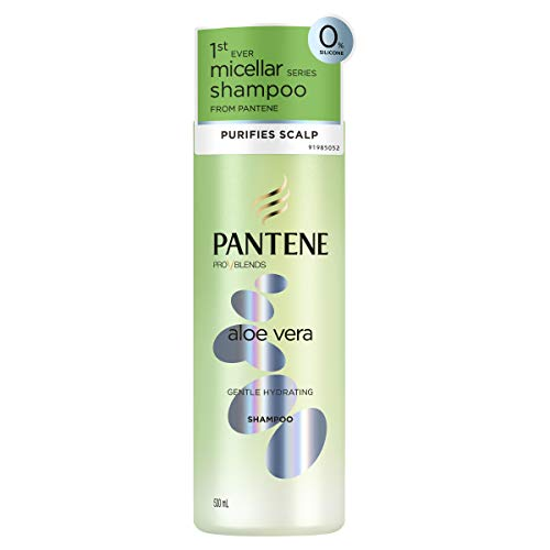 Pantene Pro V Blends Micellar Aloe Vera Shampoo For Hydration 530ml