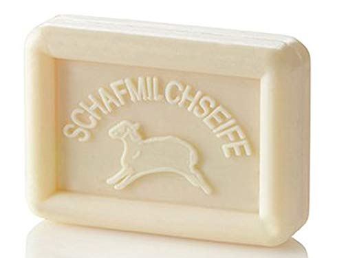 Ovis Schafmilchseife Seife eckig Ingwer-Limette 100g