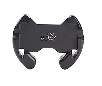 Extended Handlebar Bracket Racing Handle Game Accessories for 3DS Mario Kart 7 Color Black
