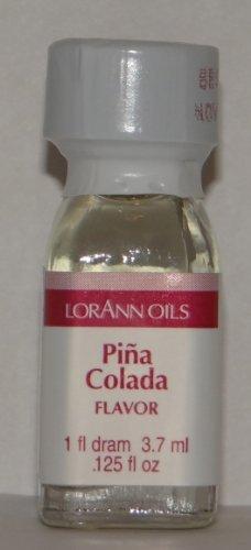 LorAnn Oils Aromatizantes – Sabor a piña colada – 1 bot