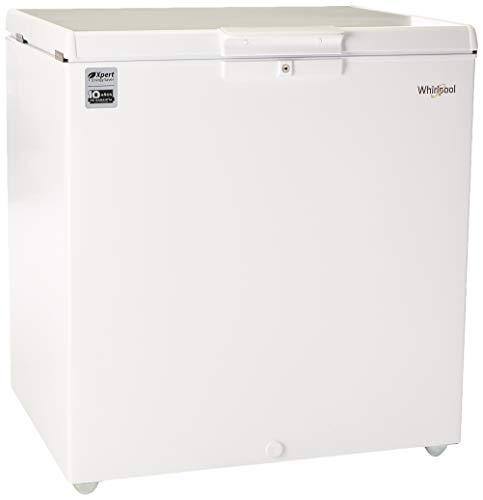 Whirlpool WC7018Q 7p3 Congelador, Blanco